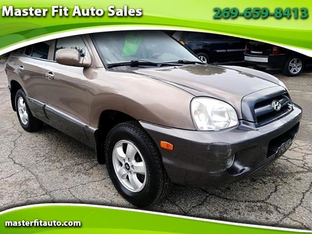 2005 Hyundai Santa Fe GLS 3.5L 4WD