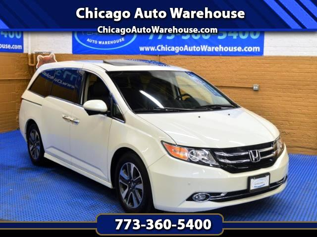 2015 Honda Odyssey 5dr Touring AT with RES & NAVI