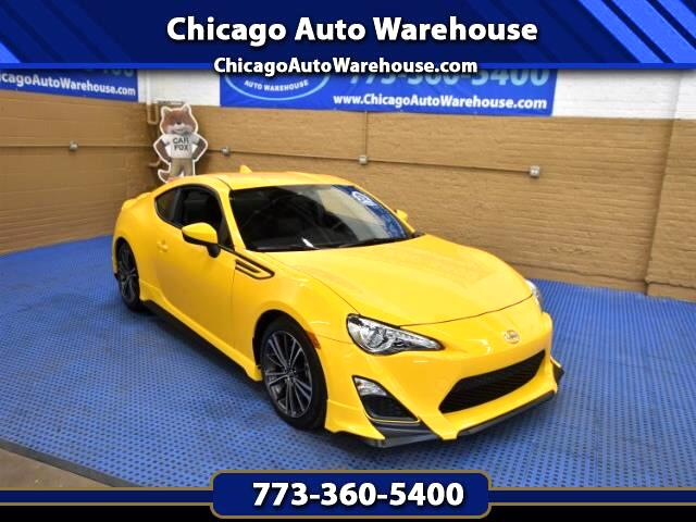 2015 Scion FR-S 2dr Cpe Man 10 Series (Natl)