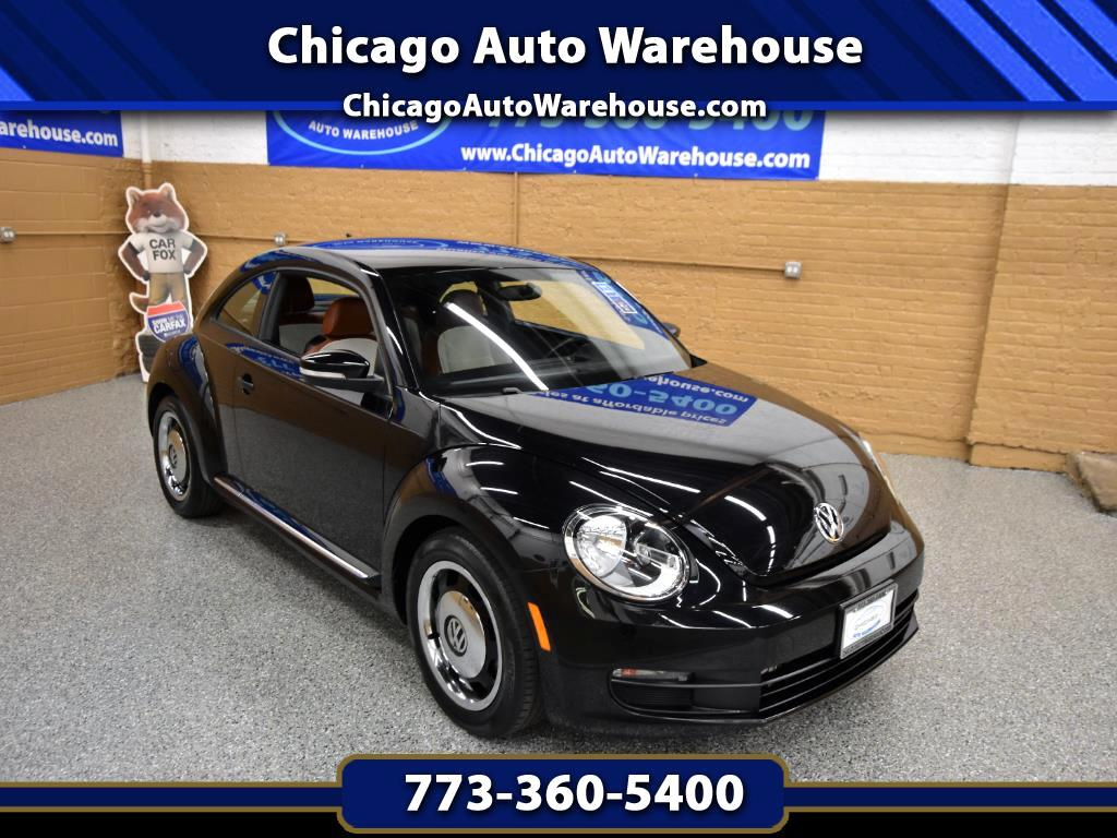 2016 Volkswagen Beetle Coupe 2dr Auto 1.8T Classic