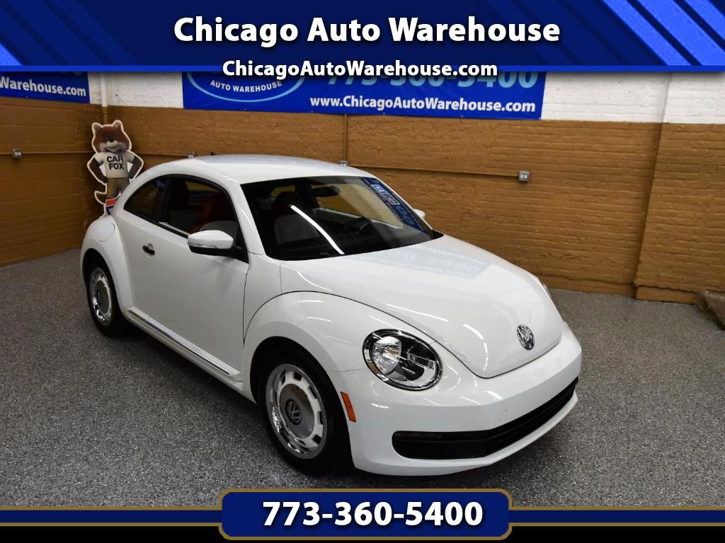 2015 Volkswagen Beetle Coupe 2dr Auto 1.8T Classic *Ltd Avail*