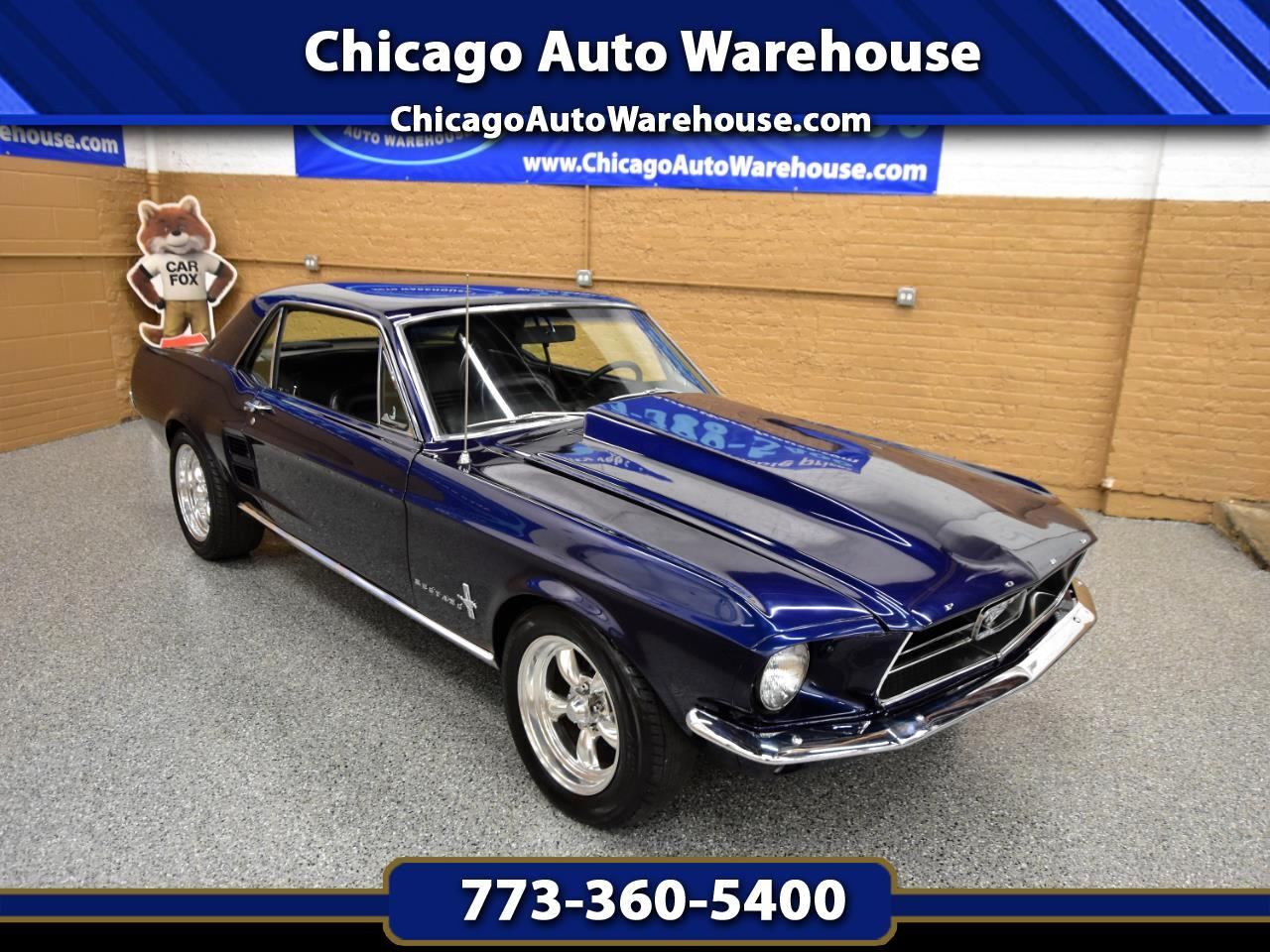 1967 Ford Mustang 2-Door Hatchback