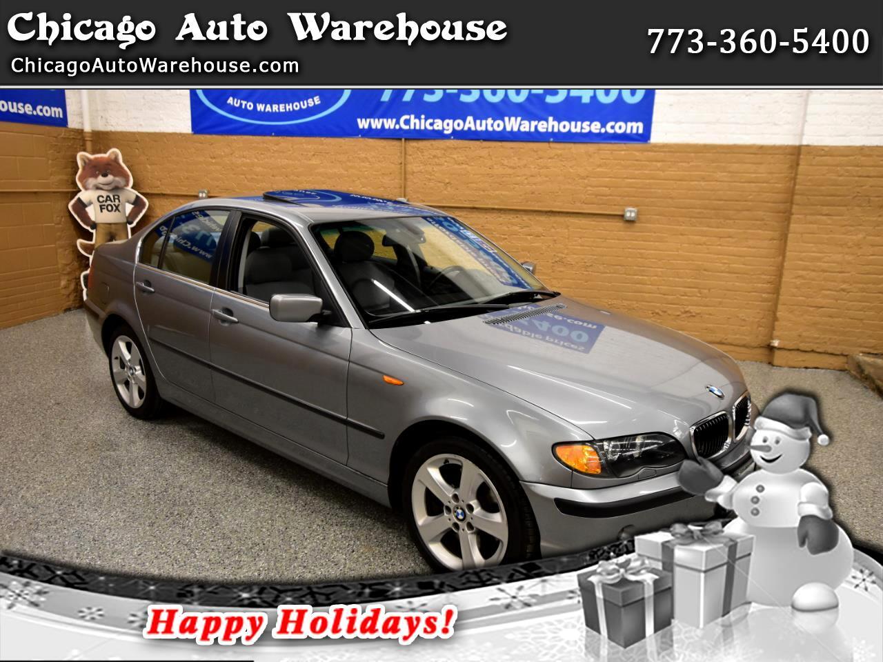 2005 BMW 3 Series 330xi 4dr Sdn AWD