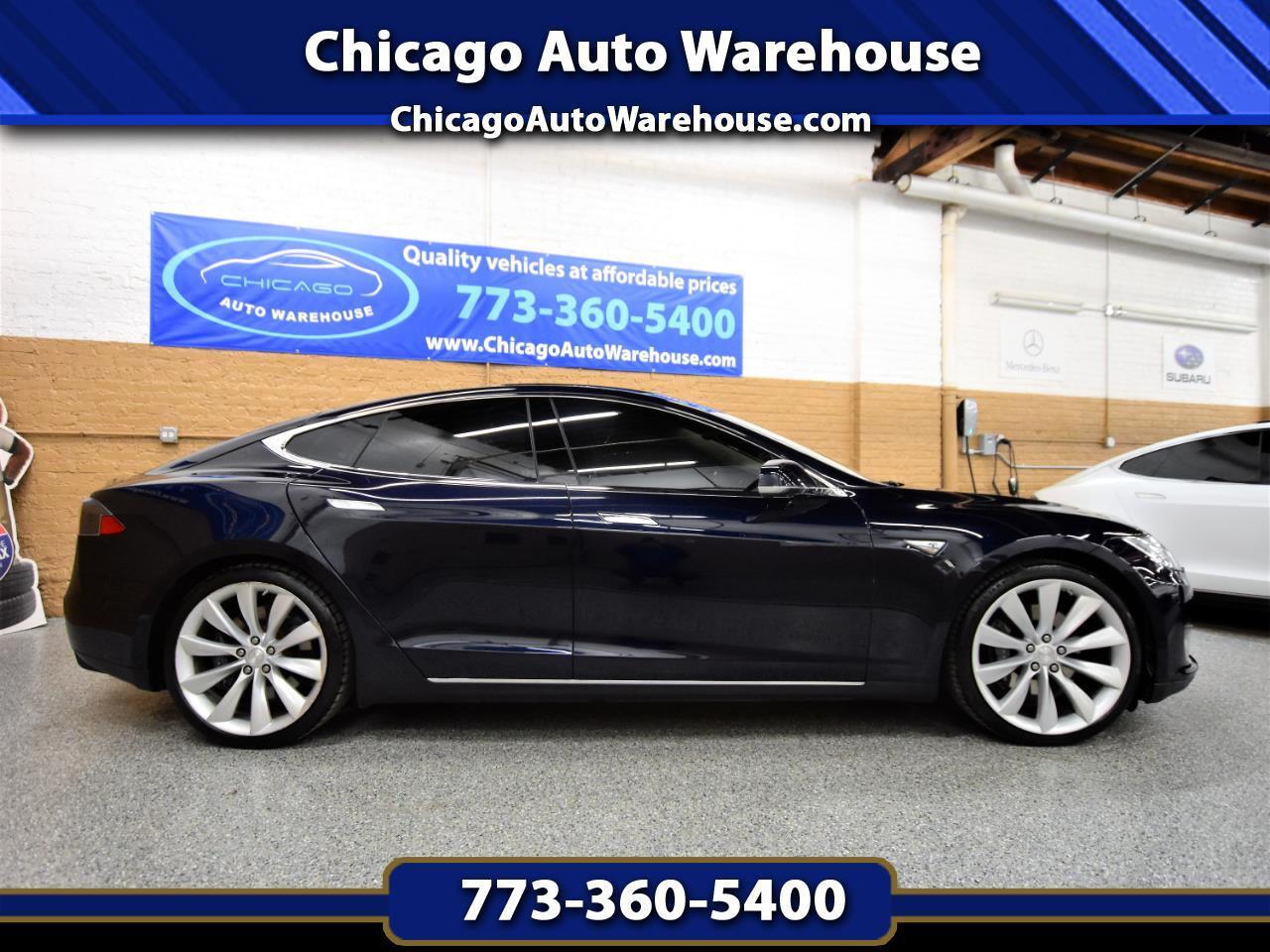 2014 Tesla Model S 4dr Sdn P85