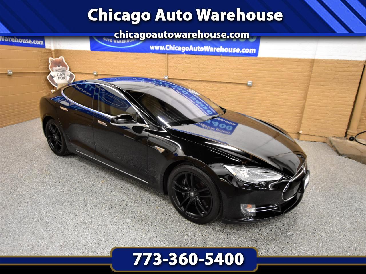 2013 Tesla Model S 4dr Sdn 85 kWh Battery