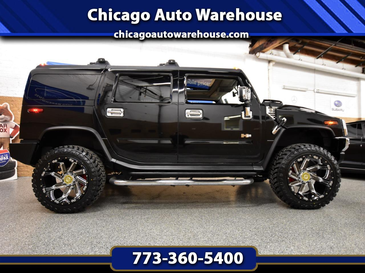2006 HUMMER H2 4WD 4dr SUV Luxury SUPERCHARGED