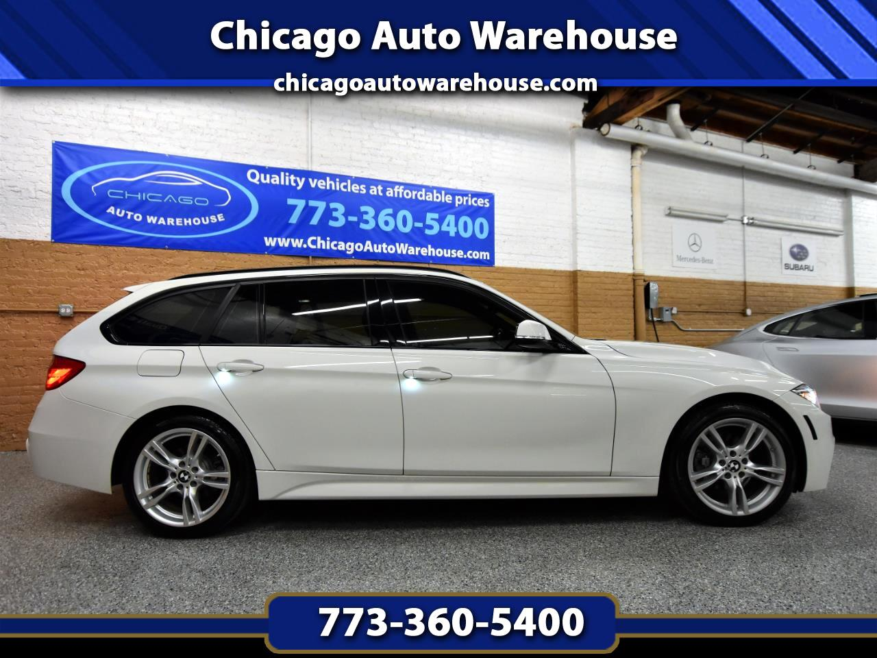 BMW 3 Series 4dr Sports Wgn 328i xDrive AWD 2015