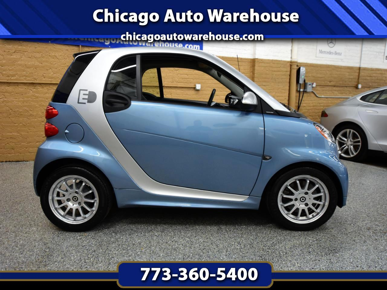 smart fortwo electric drive 2dr Cpe 2013