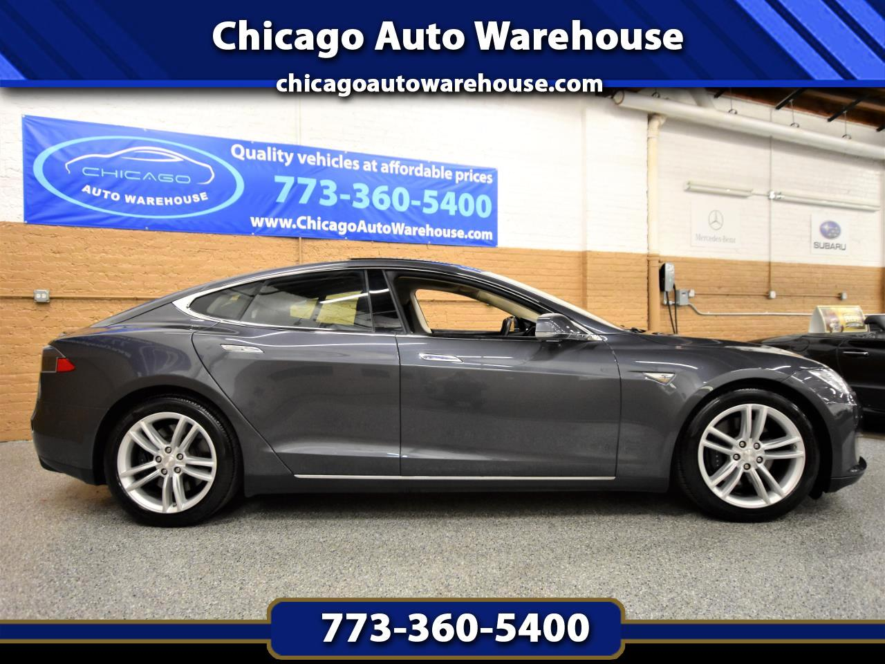 2016 Tesla Model S 4dr Sdn AWD 70D