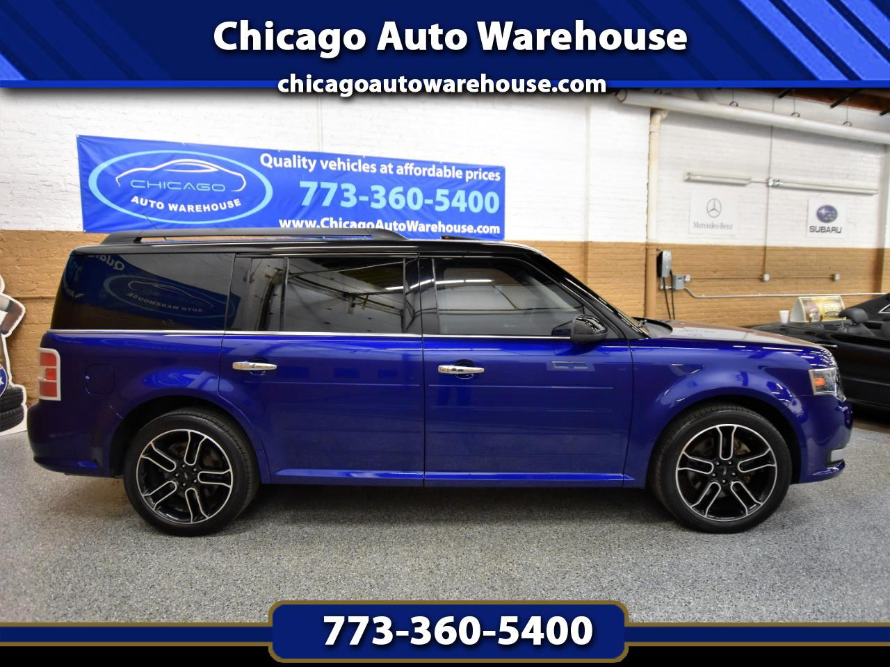 2015 Ford Flex 4dr SEL AWD