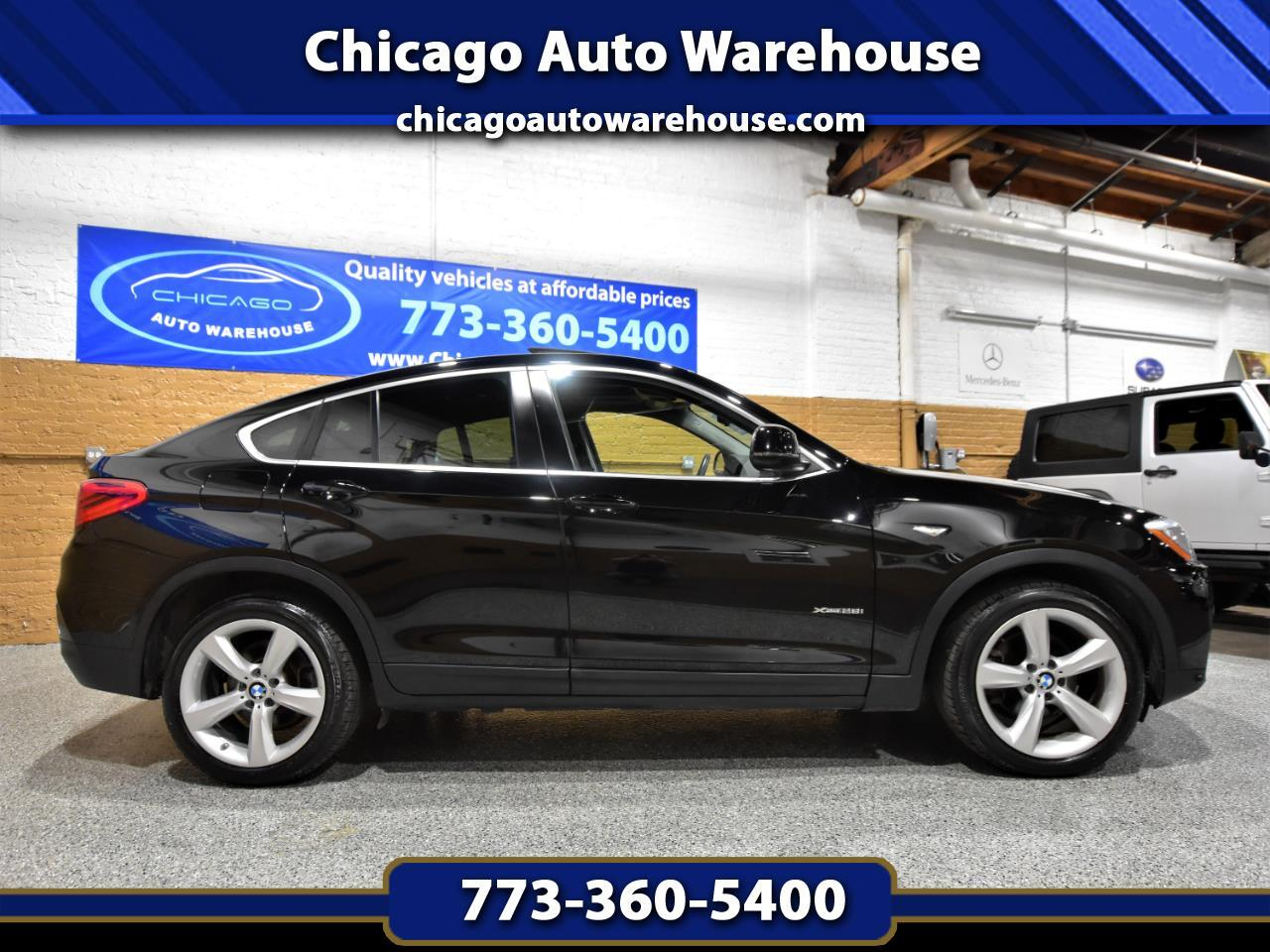 BMW X4 AWD 4dr xDrive28i 2015