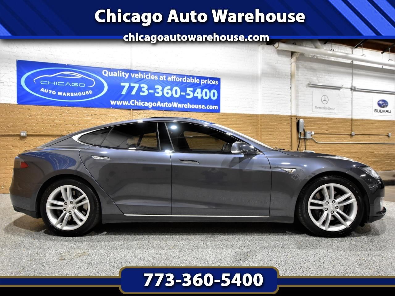 Tesla Model S 4dr Sdn AWD 85D 2016