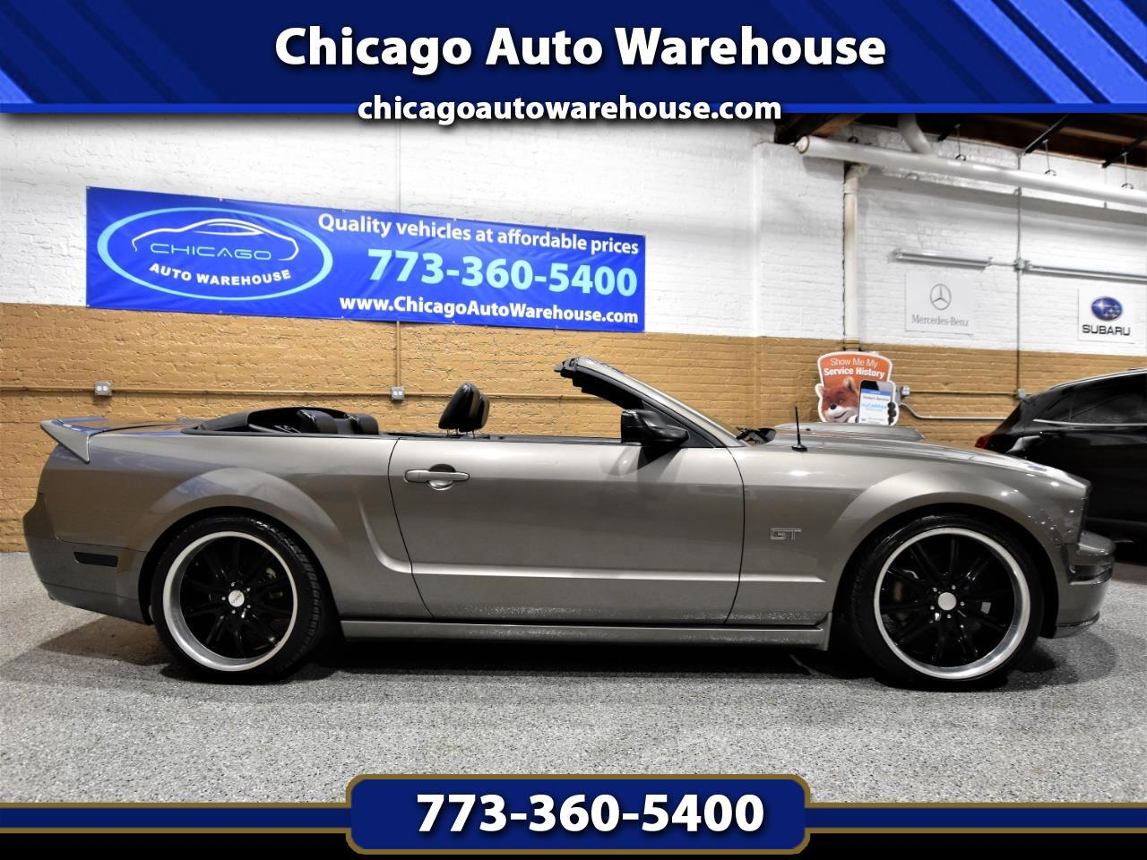 Ford Mustang 2dr Conv GT Deluxe 2005