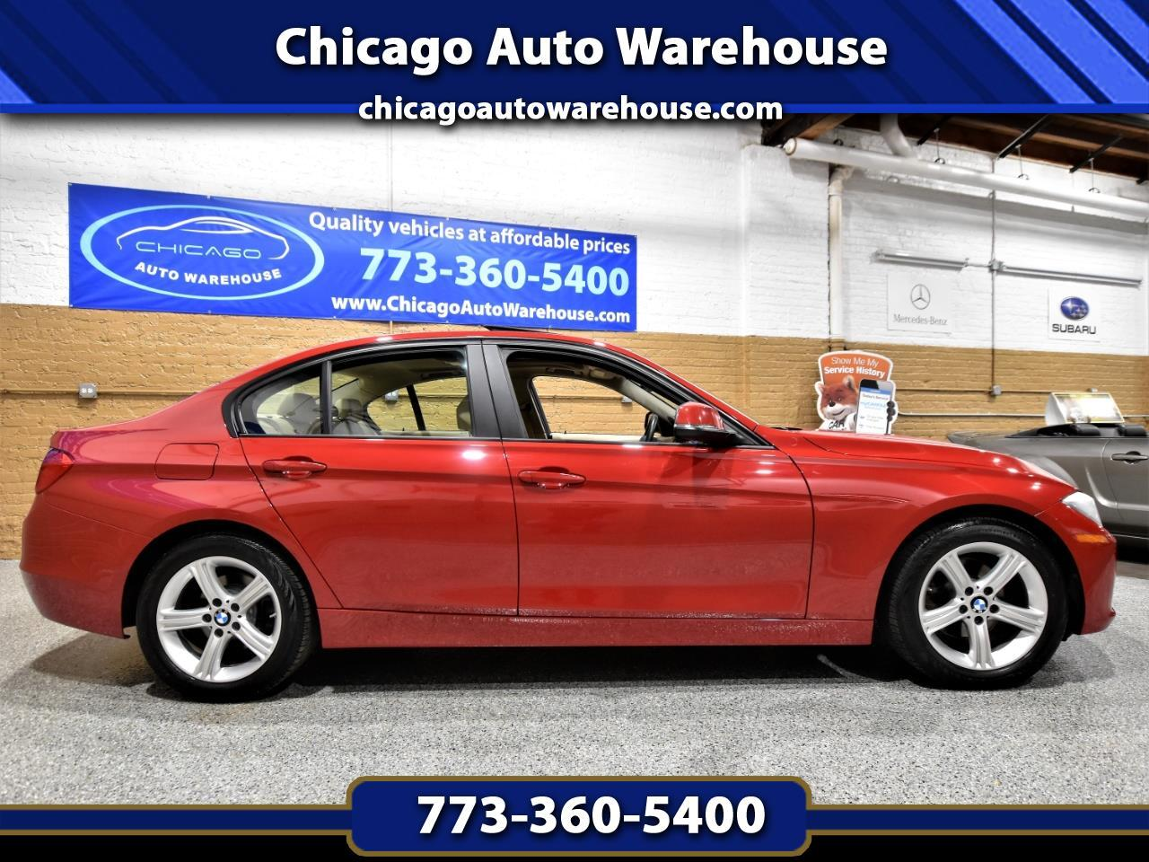 BMW 3 Series 4dr Sdn 328i xDrive AWD South Africa 2013
