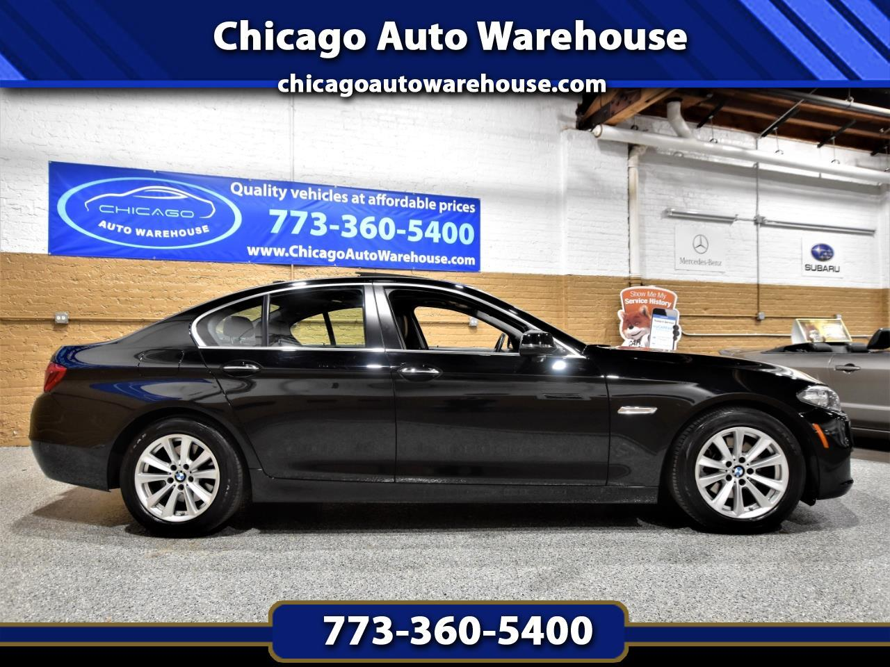 BMW 5 Series 4dr Sdn 528i xDrive AWD 2014