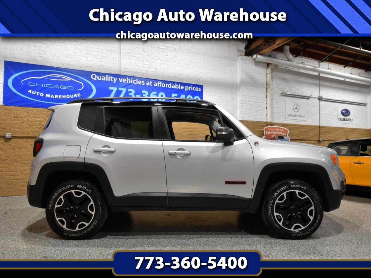 Jeep Renegade 4WD 4dr Trailhawk 2015