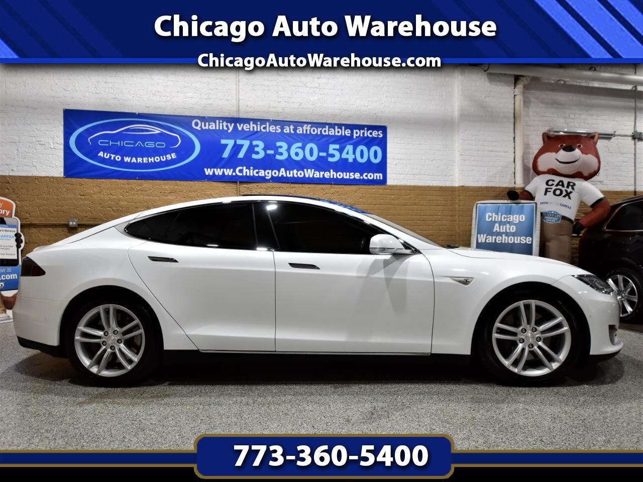 Tesla Model S 4dr Sdn AWD 90D 2016