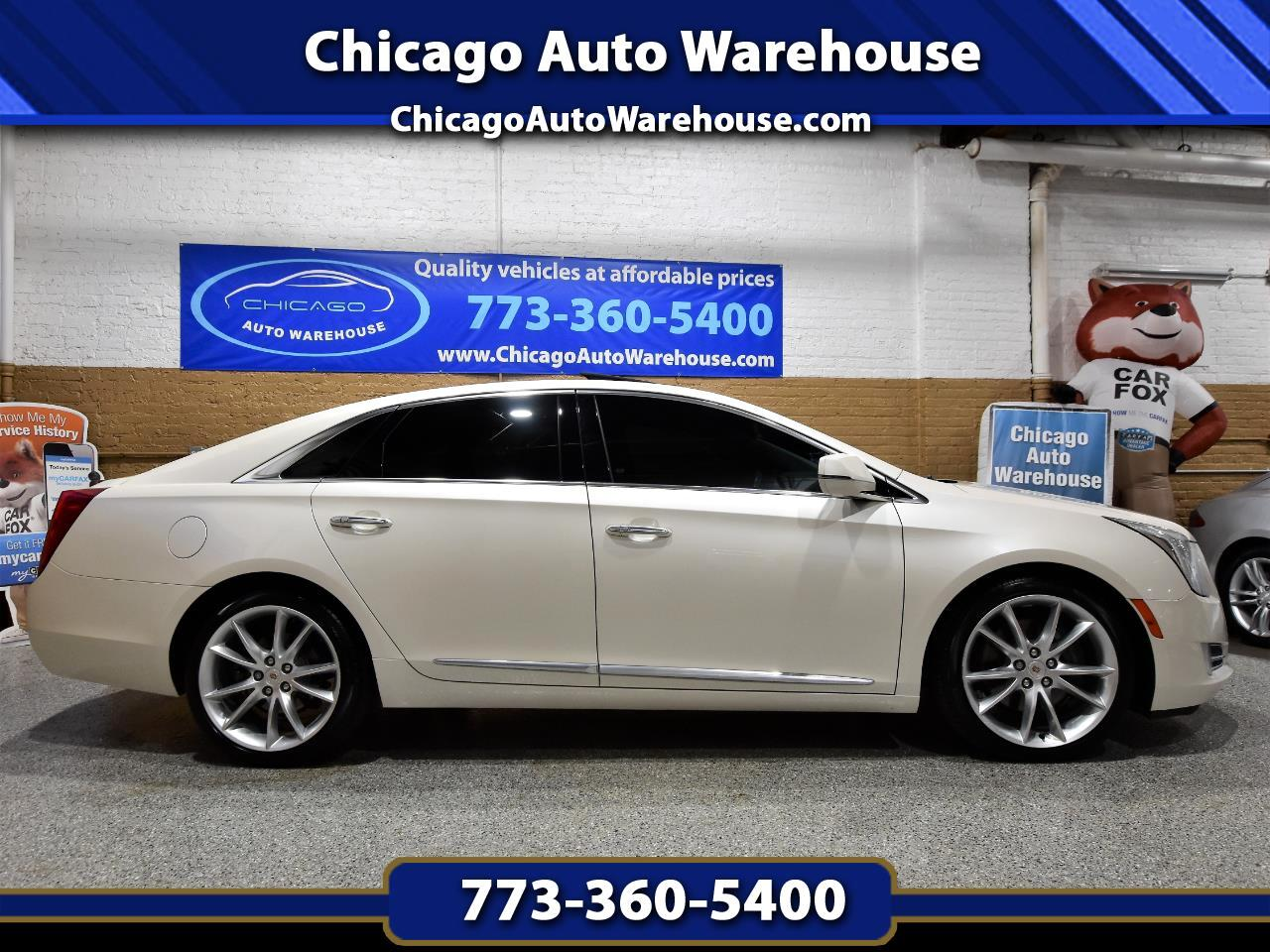 Cadillac XTS 4dr Sdn Vsport Platinum AWD 2015
