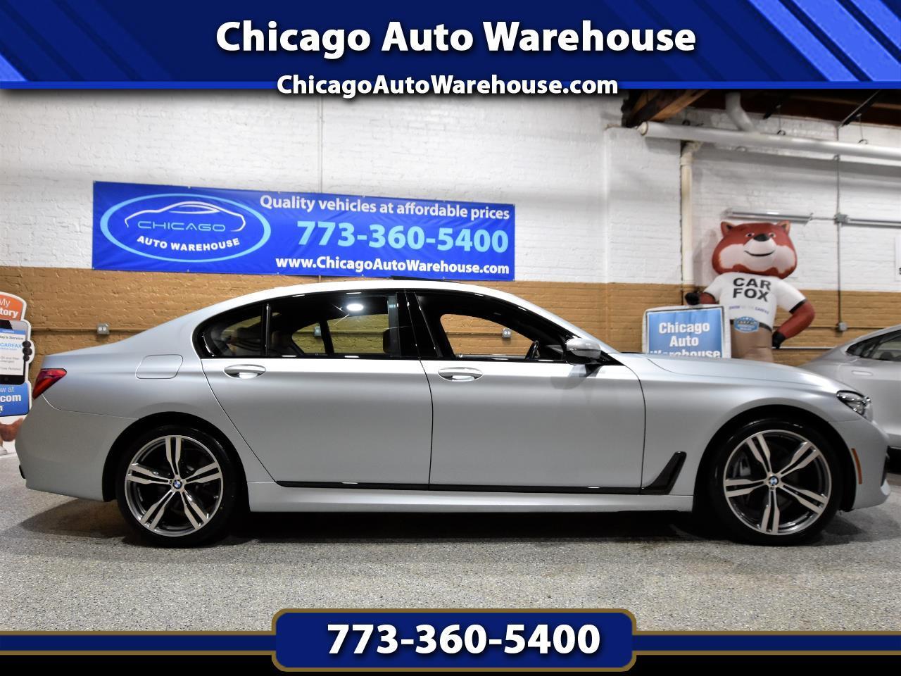 BMW 7 Series 740i xDrive Sedan 2018