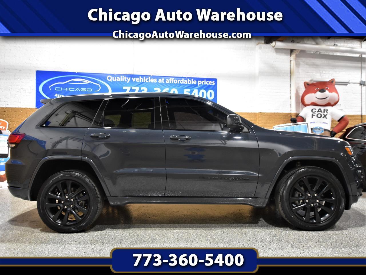 Jeep Grand Cherokee Altitude 4x4 *Ltd Avail* 2018