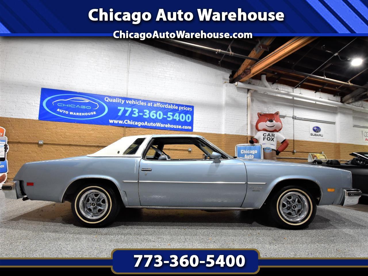 Oldsmobile Cutlass Supreme Coupe 1977