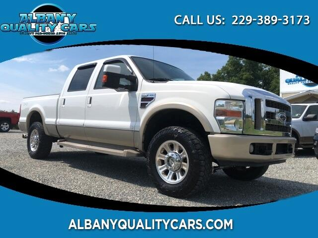 2008 Ford F-250 SD King Ranch