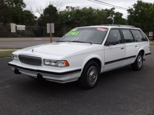 1994 Buick Century Wagon Special