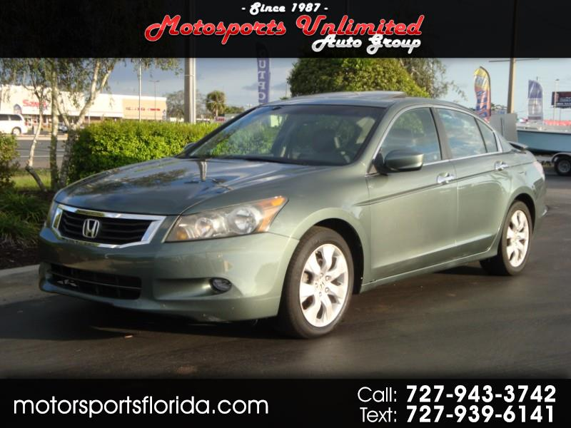 2010 Honda Accord EX-L V-6 Sedan AT