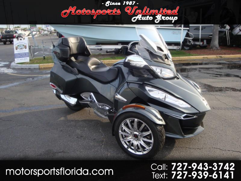 2018 Can-Am Spyder Limited