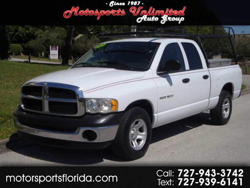 2003 Dodge Ram 1500 ST Quad Cab Short Bed 2WD