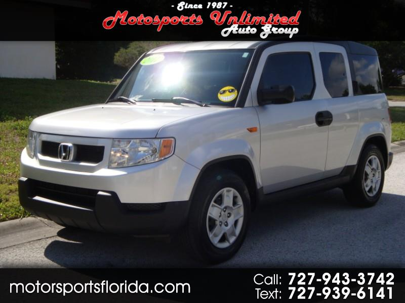 2011 Honda Element LX 2WD AT