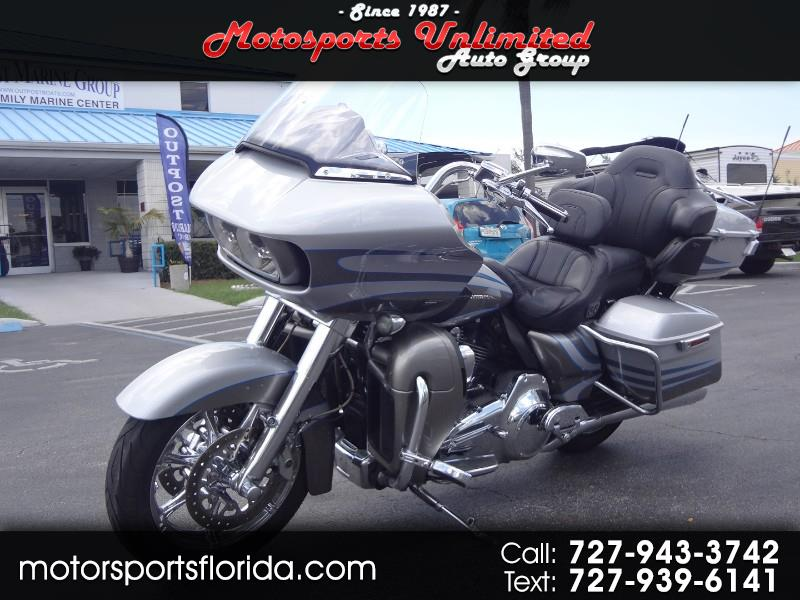 2016 Harley-Davidson FLTRUSE Road Glide CVO Screamin' Eagle