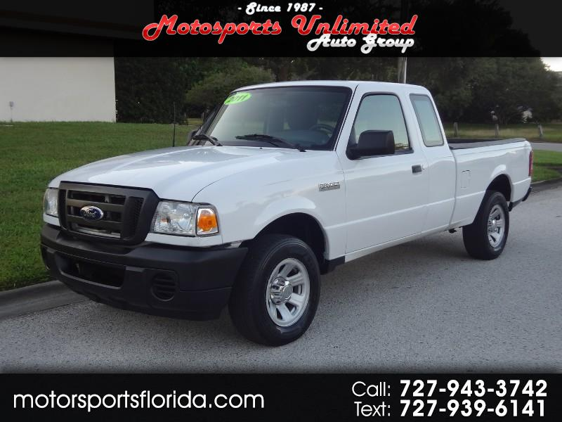 Ford Ranger XL SuperCab 2WD 2011