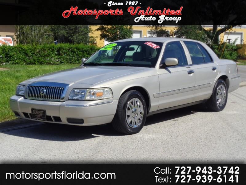 Mercury Grand Marquis GS 2007