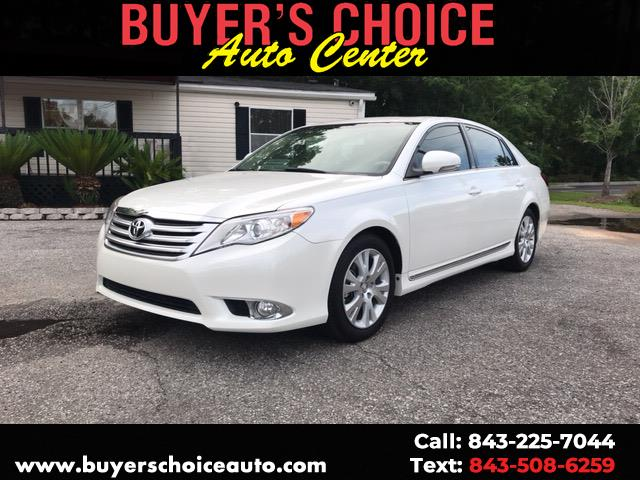 2012 Toyota Avalon 4dr Sdn Touring (Natl)
