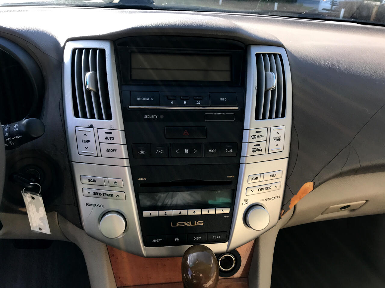 2008 Lexus RX 350 FWD 4dr