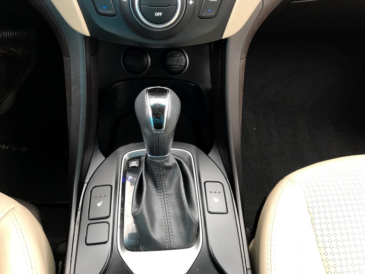 2013 Hyundai Santa Fe FWD 4dr 2.0T Sport