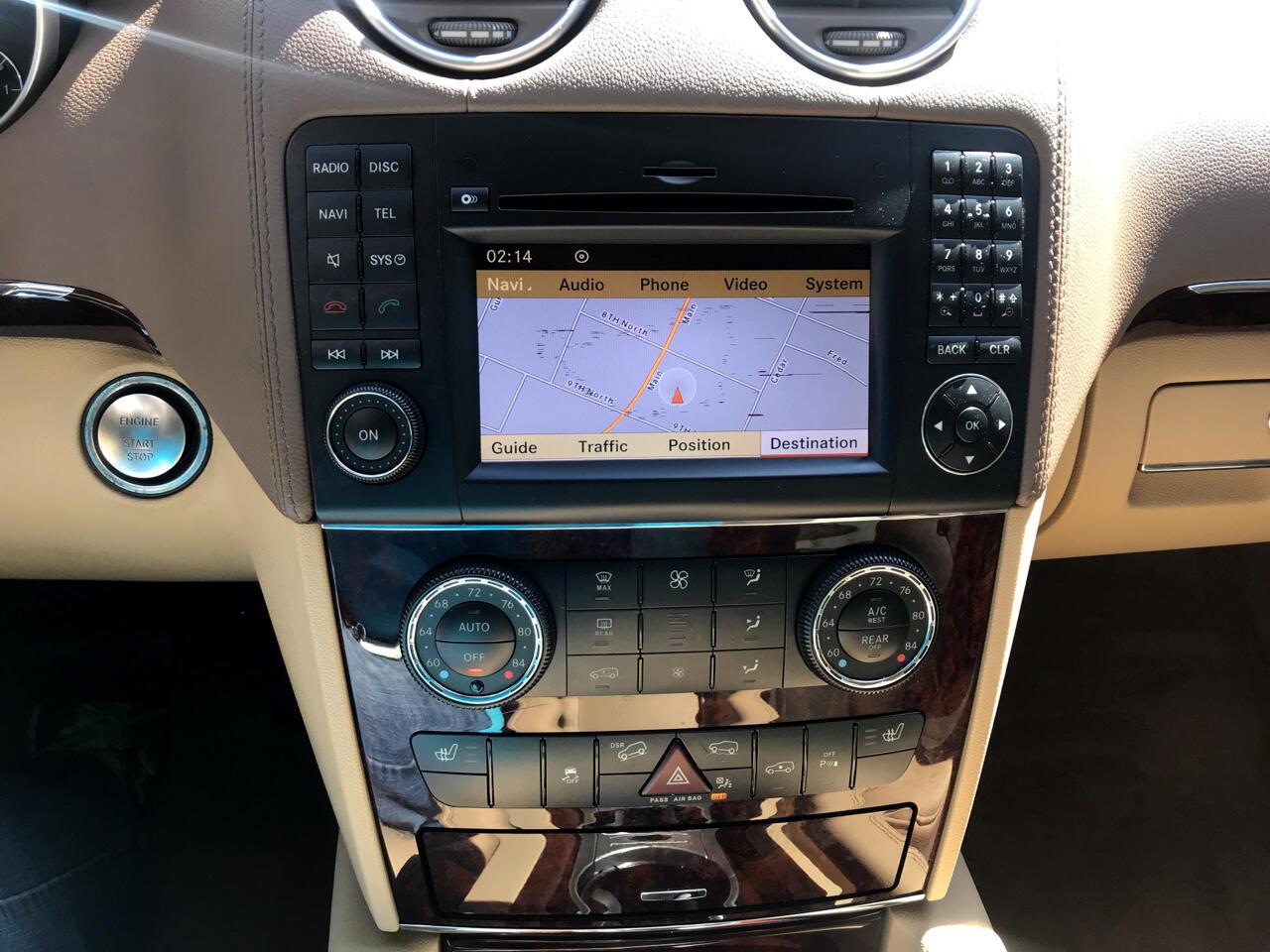 2012 Mercedes-Benz GL-Class 4MATIC 4dr GL 450