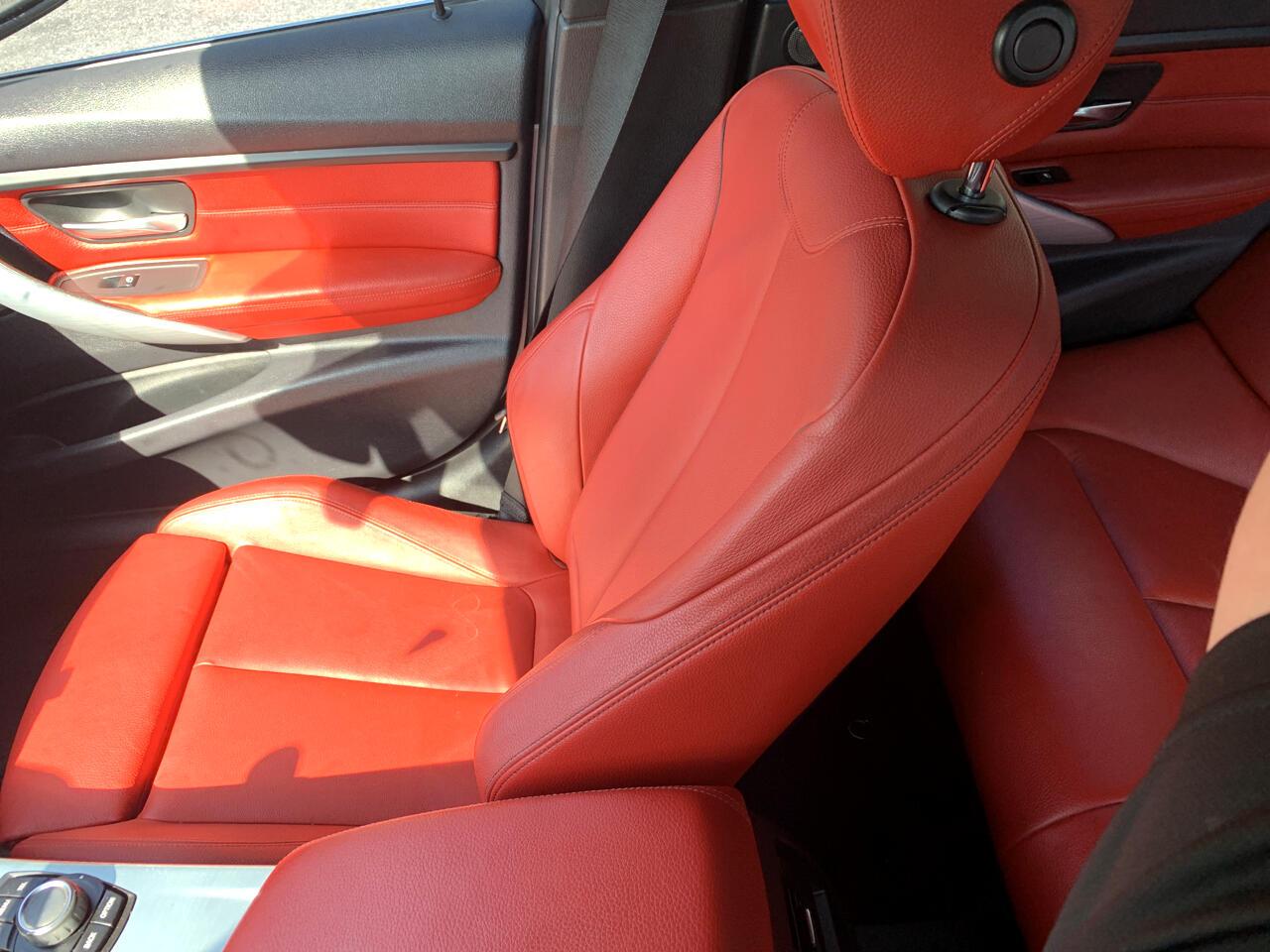2015 BMW 3 Series 4dr Sdn 328i RWD