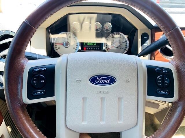 2008 Ford Super Duty F-450 DRW 4WD Crew Cab 172