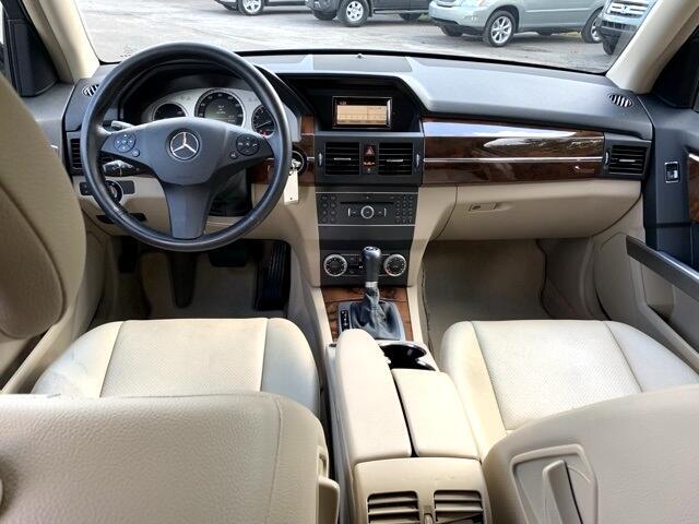Mercedes-Benz GLK-Class RWD 4dr GLK 350 2011
