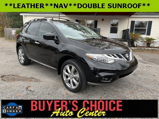 Nissan Murano 2WD 4dr LE 2013