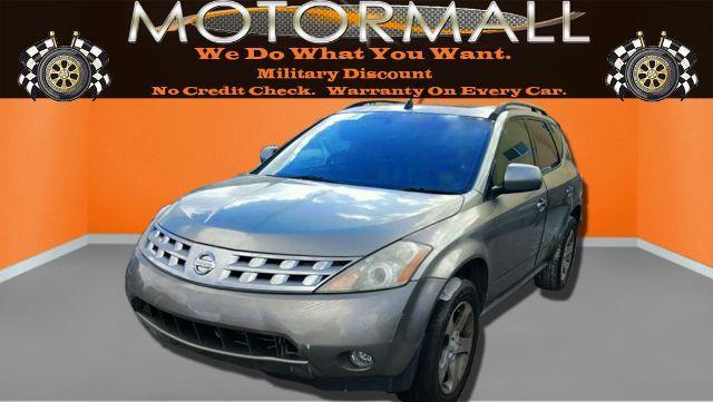 Motor Mall Jacksonville Fl >> Used 2004 Nissan Murano Sl 2wd For Sale In Jacksonville Fl