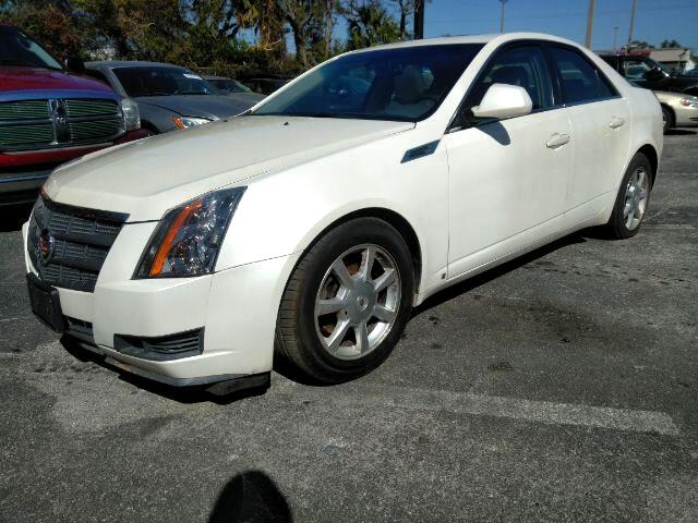 used 2008 cadillac cts 3 6l sfi for sale in jacksonville fl 32211 motormall. Black Bedroom Furniture Sets. Home Design Ideas