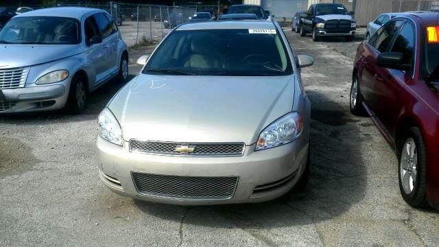 Motor Mall Jacksonville Fl >> Used 2012 Chevrolet Impala For Sale In Jacksonville Fl