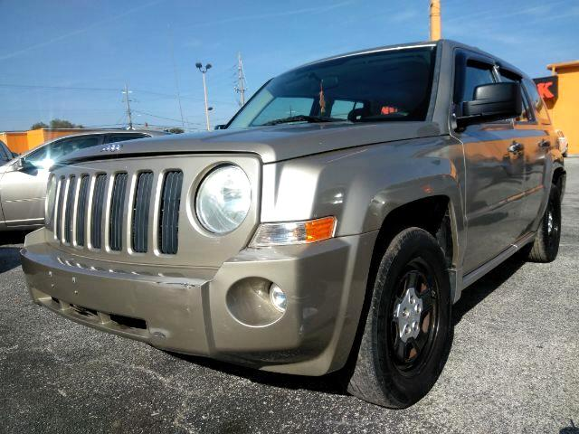 2009 Jeep Patriot Sport 2WD