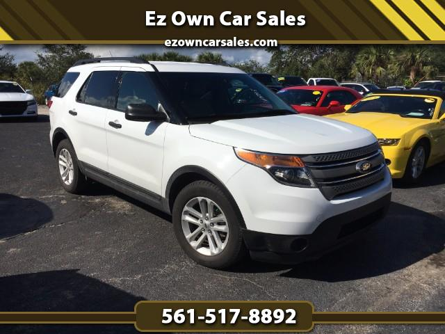 Ford Explorer Base FWD 2015
