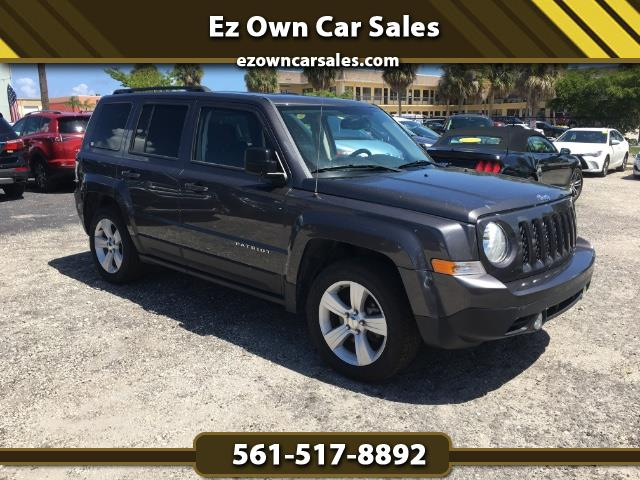 2016 Jeep Patriot Latitude 2WD