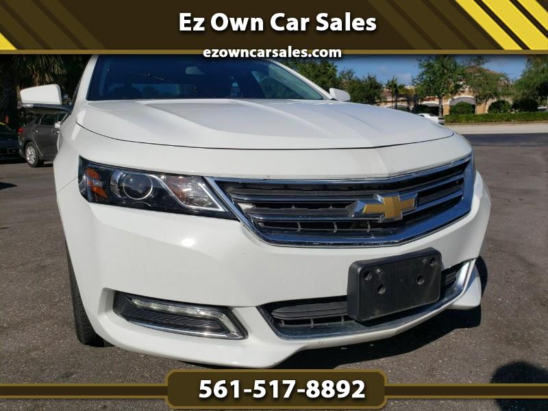 Chevrolet Impala 2018 for Sale in North Palm Beach, FL