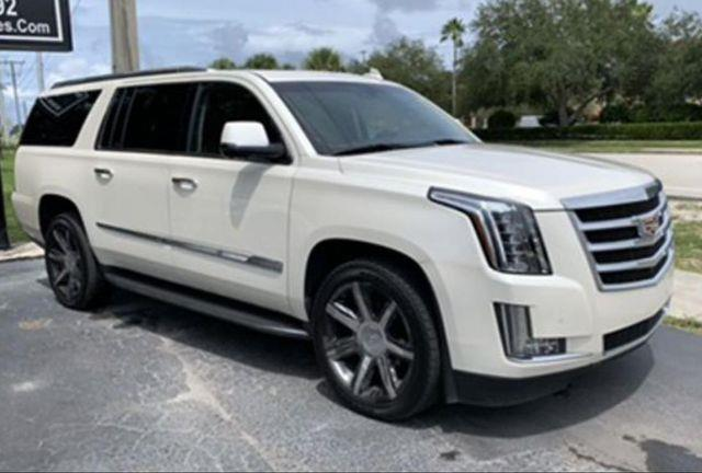 2015 Cadillac Escalade ESV 2WD Luxury